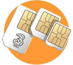 Three sim only deal 30gb for 8gb price unlimited calls and texts