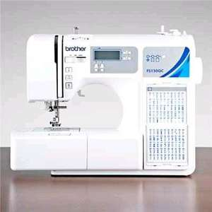 Brother FS130QC Sewing Machine £283 inc del AND 3 year warranty idealworld TV