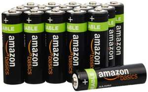 15% Amazon Basic products for Amazon Students members - ie AmazonBasics AA Pre-charged Rechargeable Batteries 2000 mAh £15.89