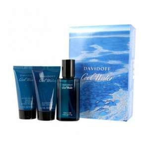 Davidoff Cool Water 40ml EDT / After Shave Balm / Shower Gel Men's Gift Set £13 / Joop Homme Mens Gift Set 75ml Aftershave / 50ml Shower Gel /  Balm £15 Del @ Tesco Ebay