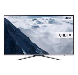 Samsung UE40KU6400 40-inch 4K Ultra HD Smart TV - £449.00 - Amazon UK