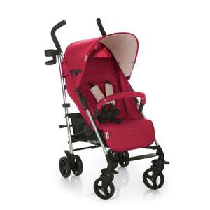 Hauck from Birth - 3ys Tango Pushchair With Five Point Harness in Chili or Black £49 Del @ Tesco Ebay