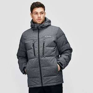 Columbia Alaskan II hooded down jacket M/L £72.25 with code @ Millets sports