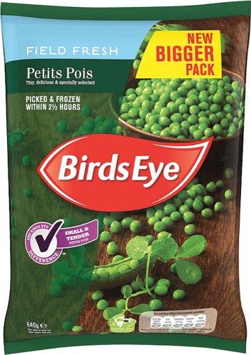 Birds Eye Field Fresh Petits Pois (640g) was £2.00 now £1.00 @ Ocado