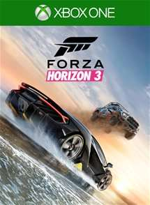 Forza Horizon 3 Xbox One (physical copy)- £34.99 after £10 voucher at Microsoft Store