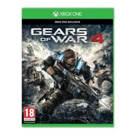 [Xbox One] Gears Of War 4 Plus Gears of War: Ultimate Edition (Using Code TDX-WFRX) £40 (Tesco Direct)