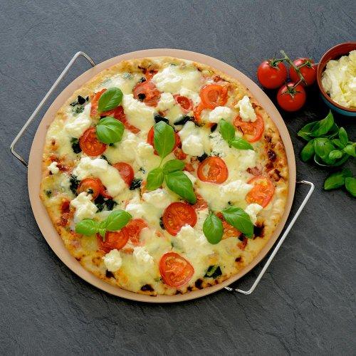 38cm Pizza Stone £10 + £3.95 delivery @ ProCook