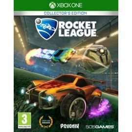 Xbox One and PS4 Rocket League £15 @Tesco