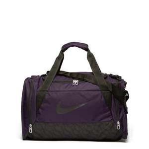 Nike mens brasilia small duffle bag was £22 now £7 free click & collect @JDsports