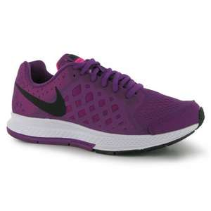 Nike Zoom Pegasus girls running shoes size 3 £14.59 delivered @ Sweatshop