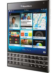 Blackberry Passport 4G Mobile Phone Brand New Unlocked from Blackberry Direct Online Shop Black or White Delivered