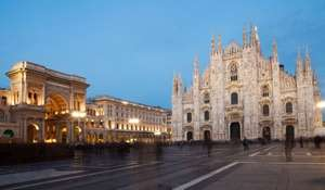 cheap break to milan- hilton 4* doubletree BB and flights - £76pp - Flights to Milan £23 return @ Ryanair