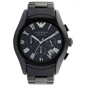 Emporio Armani AR1400 watch for £179.00 from Tic Watches, Original Price is 499.00