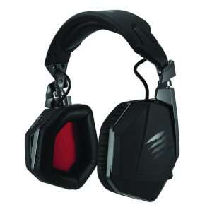 MAD CATZ F.R.E.Q 9 WIRELESS SURROUND GAMING HEADSET - MATTE BLACK £69.99 @ Zavvi