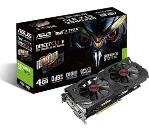 ASUS STRIX Nvidia GeForce GTX 970 4GB Graphics Card £174.91 @ Currys / PC World