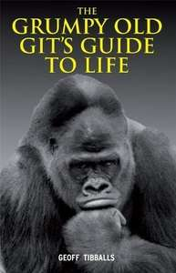 The Grumpy Old Gits Guide to Life (Hardback) £3 @ The Works Free C&C