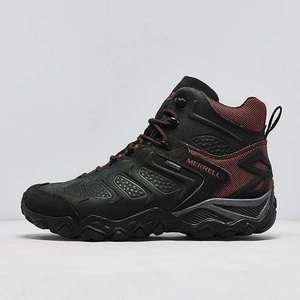 MERRELL Red Chameleon Shift Mid Gore-Tex Walking Boots only £42.50 at Millet Sports