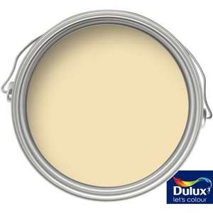 Dulux Endurance Wild Primrose - Matt Emulsion Paint - 2.5L @ Homebase £9.93 (C&C)