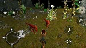 Tomb raider 1 on google play store for 10p