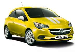 Vauxhall Corsa Sting1.4 75PS 3DRNOW £6995 SAVE £2,750 RRP £9,745 @ Underwoods