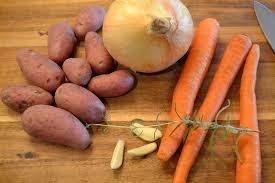Morrisons Wonky Veg, Carrots 1kg 35p, Parsnips 500g 52p, Onions 1Kg 42p, Savoy Cabbage 44p , 2.5kg Potatoes £1.12