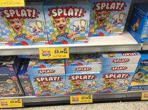 Splat in you Face Game at Home Bargains in Chester for £5.99