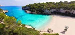 From London: April School holidays (for some) 6-14th April: Majorca Holiday for 2A 2C inc Tripadvisor 'Certificate of Excellence' accommodation, flights & car hire £101.45pp