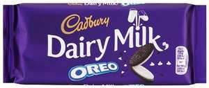 15 bars of Dairy Milk Oreo (120g) - Candyhero (via Amazon) - £7.73 delivered
