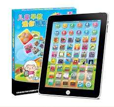 Young Child Multi-Function Learning Tablet: One (£6.98) or Two (£12.98) (Up to 68% Off) @ Groupon