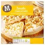 Morrisons Frozen cheesecake Banoffee 450g £1