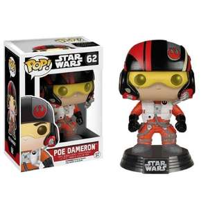 Poe Dameron (Star Wars) Funko Pop! Vinyl Figure £3.29 Delivered @ 365Games (Low Stock)