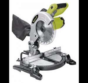 GUILD BMS210G Mitre Saw Homebase - £33.93