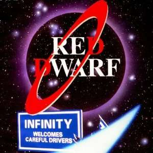 'Red Dwarf: Infinity Welcomes Careful Drivers' £1.99 Audible Daily Deal