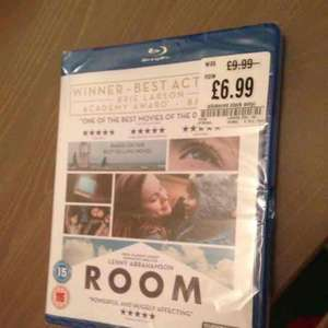 Room on Blu-Ray £6.99 in HMV