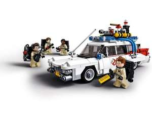 LEGO Ghostbusters ECTO-1 Cuusoo 21108 Limited Edition Box Set- £34.15 inc. delivery after code @ jedlamracingmodels