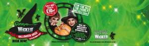 Ripley's Wicked Halloween Week - First 1,000 tickets just £10 each
