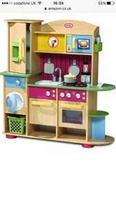 Little tikes premium wooden kitchen £89.95 Amazon same price Tesco for £89.95