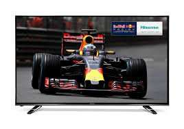 Hisense 40 inch Widescreen 4K Smart LED TV £269.10 delivered from ao.com