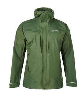 "Berghaus mens waterproof jacket ""was"" £170 NOW £51 @ J32 castleford Berghaus outlet"