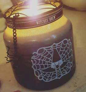 Yankee Candle Witches Brew. £7.50 @ Yankee Outlet, Cheshire Oaks