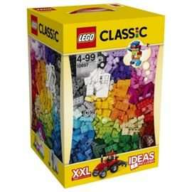 LEGO Classic XXL Creative Box 10697 with 1500 pieces £33 @ Tesco Direct (free c+c)
