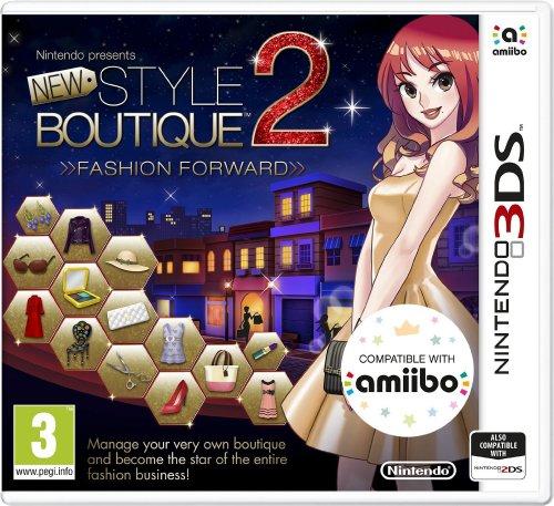 Nintendo Presents: 3DS New Style Boutique 2 Fashion Forward £12.02 Del Prime / £14.01 Non Prime @ Amazon