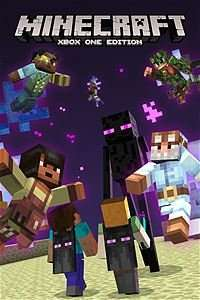 Minecraft Minecon 2016 Skin Pack for XBOX and Playstation
