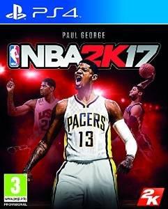 NBA 2K17 (ps4) USED £35.17 (potentially £28.14 with amazon student) @ Amazon warehouse
