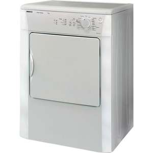 beko 7 kg sensor vented tumble dryer £134.10 free delivery and 12 month warranty at co op eBay shop