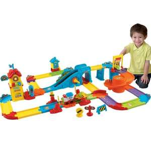 Vtech Toot Toot Train Station  £24.99 free c&c @ Smyths