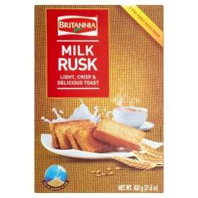 Britannia Milk Rusks 620gm for £2 @ ASDA instore & online