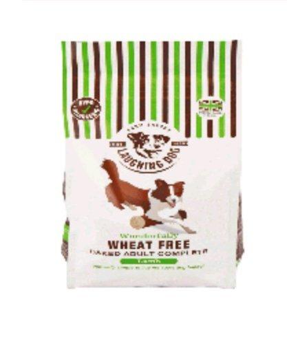 FREE  Laughing Dog Food Bag