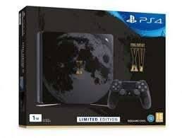 Limited Edition Final Fantasy XV 1TB PlayStation 4 Slim Console - Only at GAME (PS4) £329.99 Delivered @ GAME