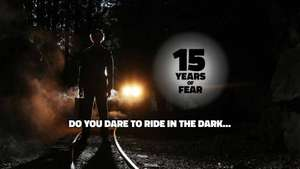 Thorpe Park Fright Night in HALF TERM > 2 Days Park Entry + 1 Night Hotel Stay + Breakfast from £200 for a family of four!